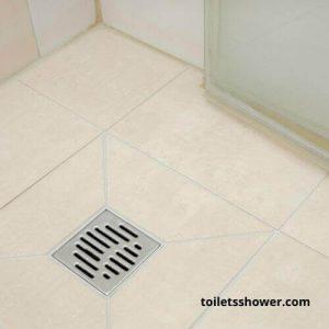 shower drain smell