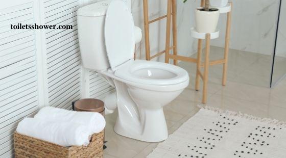 Advantages of back outlet toilet