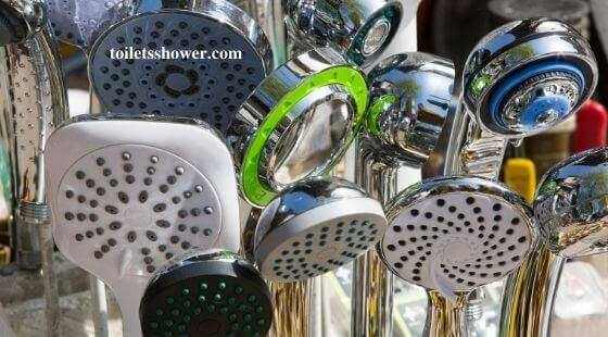 Types of dual shower heads