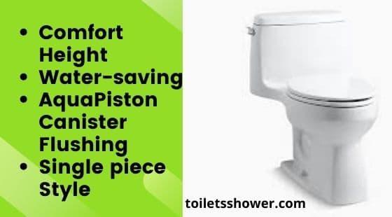 4 Reason  To Choose Kohler Santa Rosa Toilet